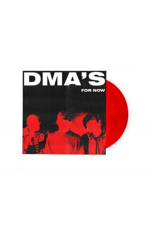 DMA'S - 'For Now' Limited Edition Red Vinyl (Includes download card) by I Oh You