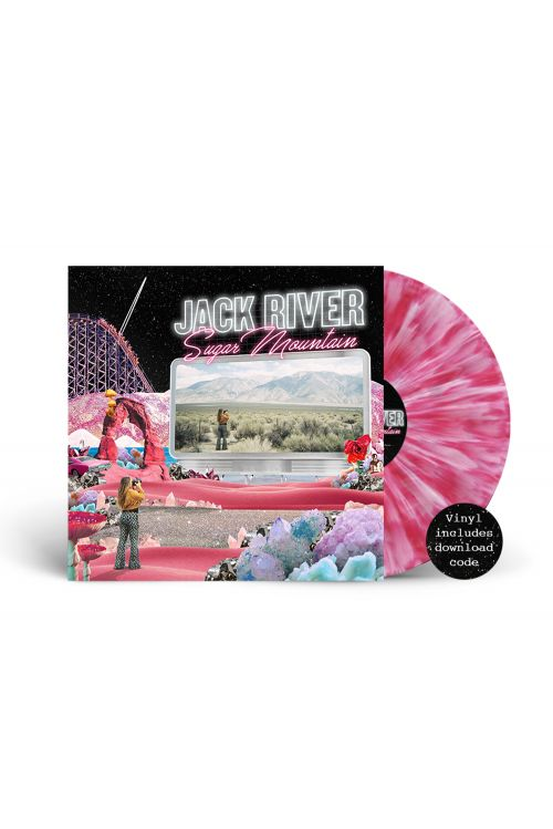 Jack River - Sugar Mountain Vinyl (Includes download card) by I Oh You