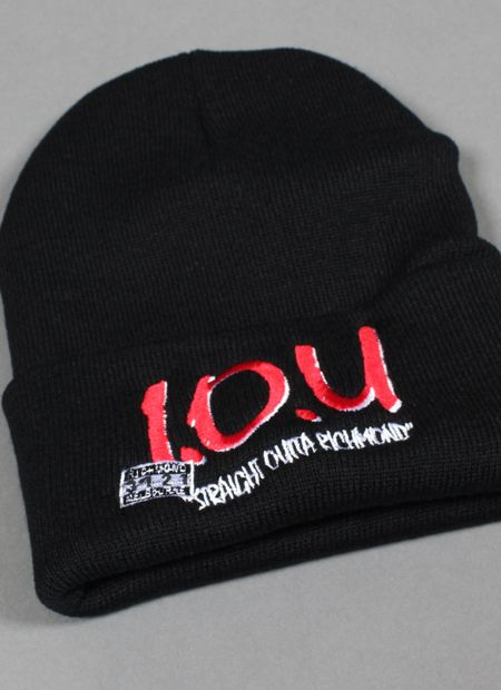 Straight Outta Richmond Beanie by I Oh You