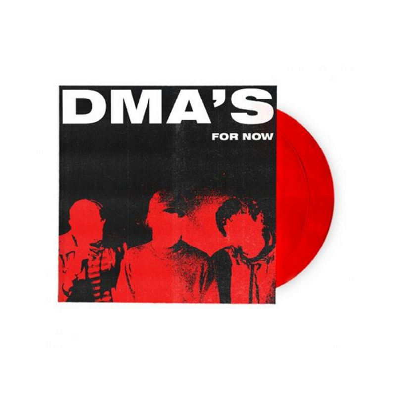 DMA'S - 'For Now' Limited Edition Red Vinyl (Includes download card)