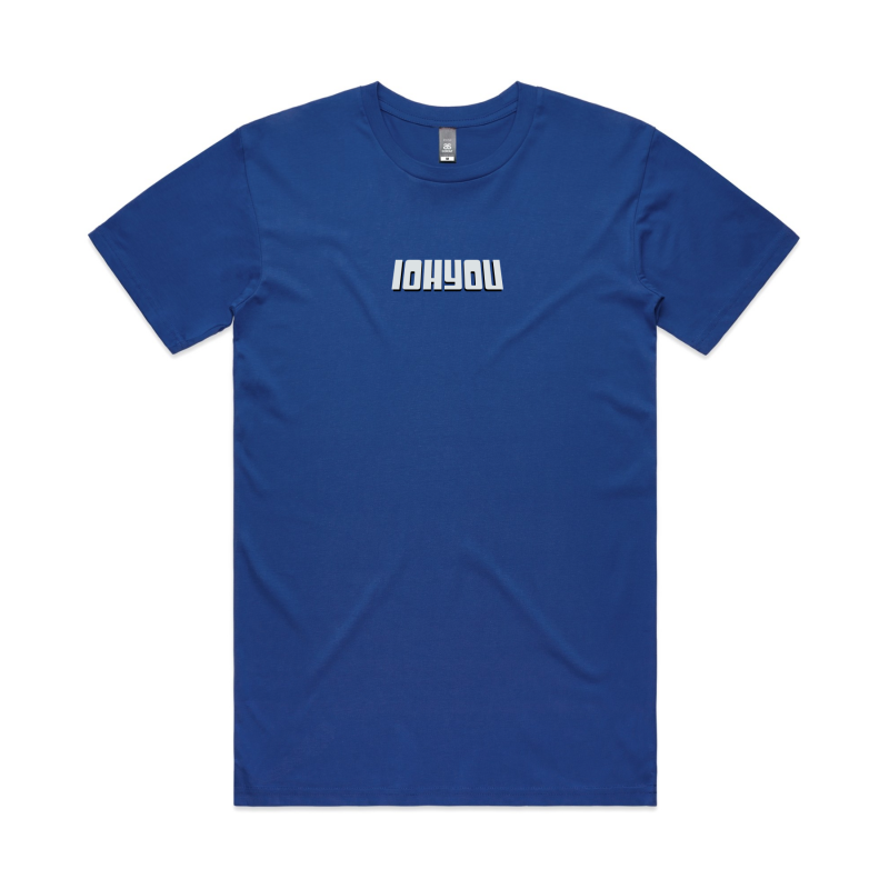 Jeopardy Blue Tee