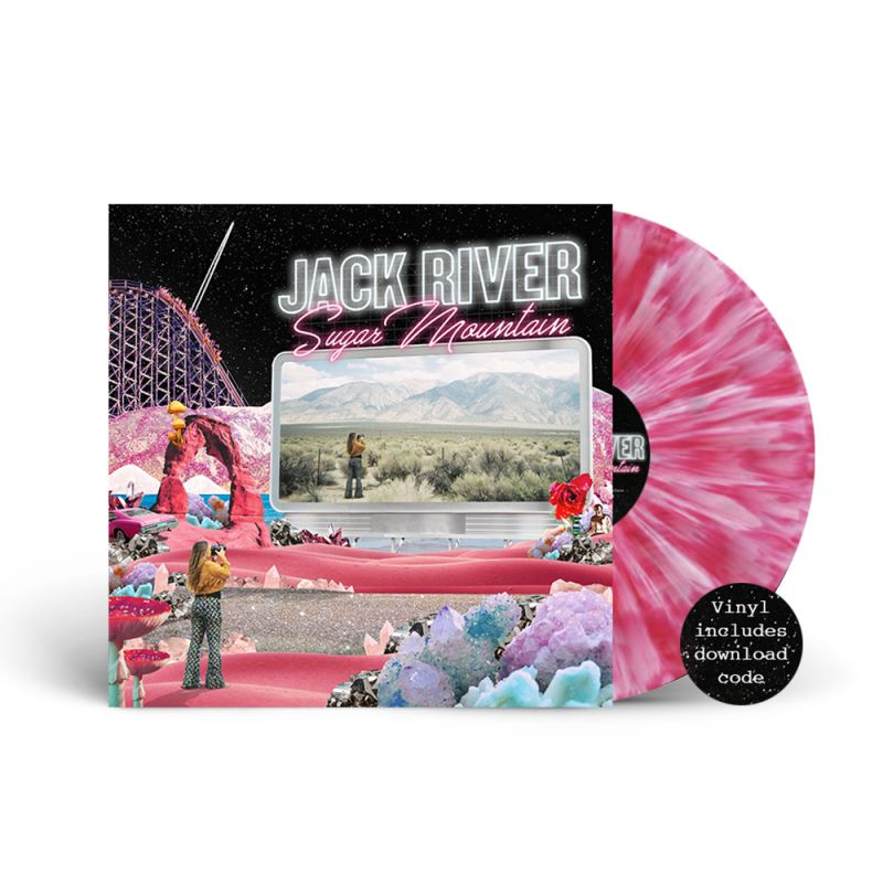 Jack River - Sugar Mountain Vinyl (Includes download card)